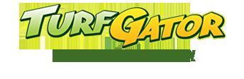 TurfGator Lawn Care Logo