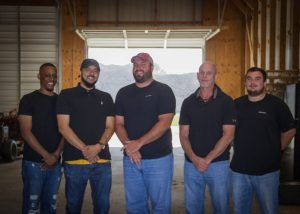 Our Sales Team at The Pest Guys